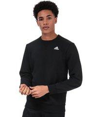mens essentials crew sweatshirt