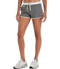 women's vuori tavi shorts, size x-small - grey