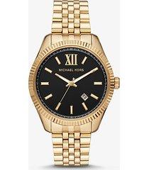 orologio lexington oversize tonalita oro