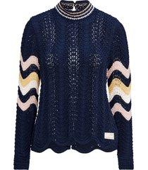 tröja soul stripes sweater