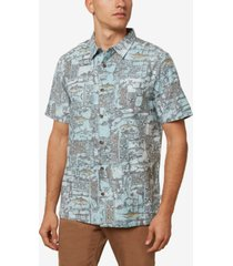 men's jack o'neill fish fry shirt