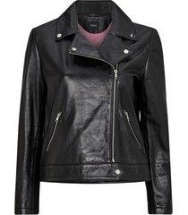 skinnjacka maeve leather jacket