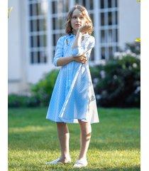 sukienka z ważkami
