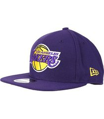 boné new era nba los angeles lakers aba reta 950 of sn primary otc