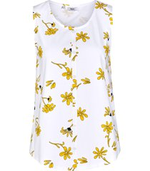 top in jersey (bianco) - bpc bonprix collection