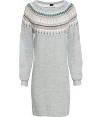 abito in maglia norvegese (grigio) - bodyflirt
