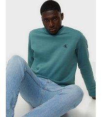 calvin klein jeans ck essential reg cn tröjor green