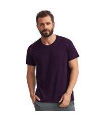 camiseta move cajubrasil masculina
