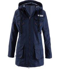 giacca da mezza stagione con imbottitura leggera (blu) - bpc bonprix collection