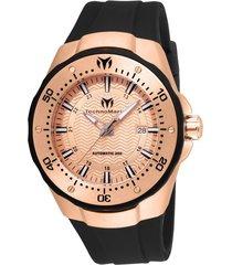 reloj negro technomarine tm-215086 - superbrands