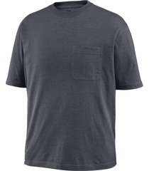 wolverine men's knox short sleeve tee (big & tall) granite heather, size xlt
