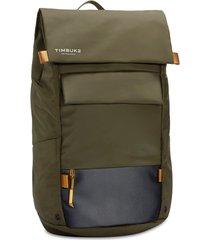 men's timbuk2 robin water resistant laptop backpack - green