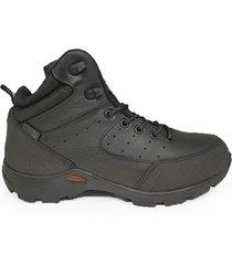 botas casual negro climbingland t310c-nxn