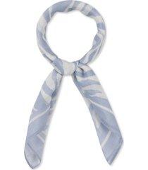 rebecca minkoff zebra bandana scarf