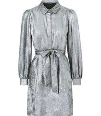 klänning slfaurelia ls short shirt dress
