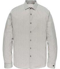long sleeve shirt print on dobby s four leaf clove
