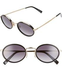 women's rebecca minkoff gloria4 51mm round sunglasses -