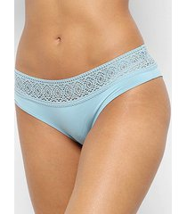 calcinha liz biquini cintura alta-50681 - feminino