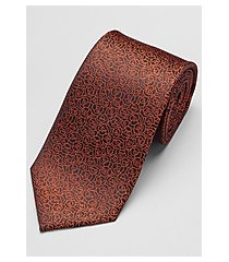 reserve collection textured rose floral tie