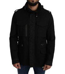 solid jacquard jacket