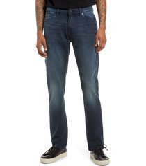 men's dl1961 cooper tapered slim fit jeans, size 40 x 32 - blue
