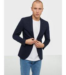 premium by jack & jones jprvincent blazer noos kavajer & kostymer mörk blå