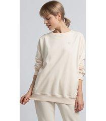 bluza z wilkiem-waniliowy(la-057)