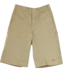 pantalone corto loose fit regular waist work short