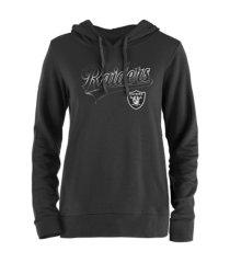 5th and ocean women's las vegas raiders team hoodie
