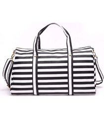 travel bags large capacity women luggage travel duffle bags pu leather outdoor h
