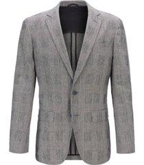 boss men's halwon slim-fit blazer