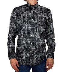 camisa canal surf estampada em algodão masculina