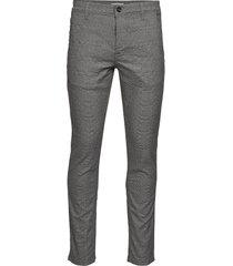 slhslim-storm flex smart pants w noos kostuumbroek formele broek grijs selected homme