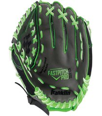 "franklin sports 11.0"" mesh pvc windmill series right handed thrower softball glove"
