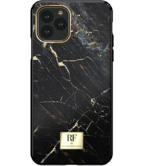 richmond & finch black marble case for iphone 11