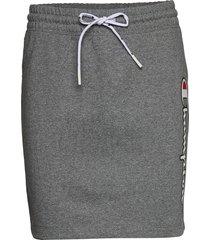 skirt knälång kjol grå champion