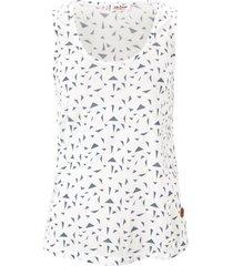 top in jersey (bianco) - john baner jeanswear