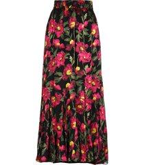 alice + olivia elza maxi skirt
