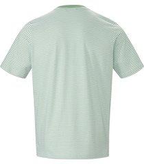 shirt ronde hals 100% katoen van louis sayn groen