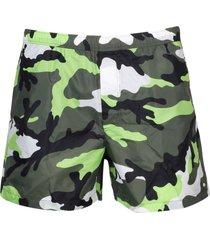 camouflage zwembroeken