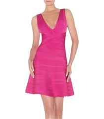 r nikayla scalloped edge caprice dress