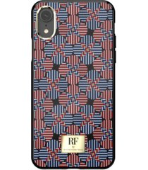 richmond & finch tommy stripes case for iphone xr