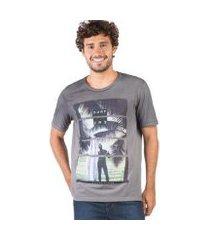 camiseta taco spray surfers masculina