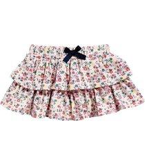falda abril miniprint