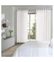 cortina 3,00m x 2,50m napole branca