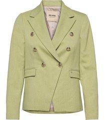 beliz twiggy blazer sustainable blazers casual blazers groen mos mosh