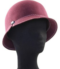 sombrero bordó almacén de paris
