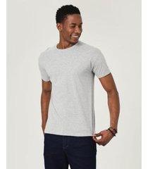 camiseta malwee tradicional meia malha masculina - masculino