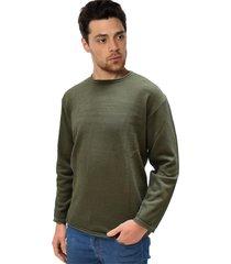 sweater verde vinson control