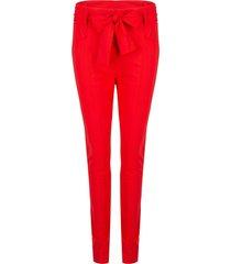 jane lushka pantalon u220ss1255 rood